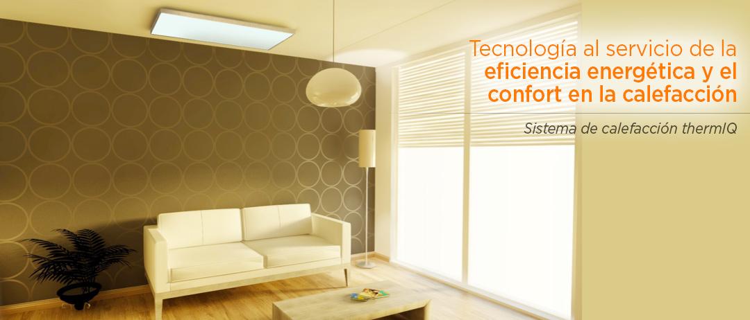 ThermIQ España sistema de calefacción