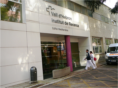 Therm IQ España en el Hospital La Vall d´Hebrón