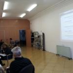 Therm IQ en sala de formación de Barcelona